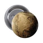 Globo antiguo pin