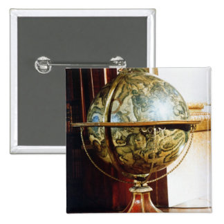 Globo celestial, 1688 pins
