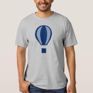 Globo de aire caliente camisas