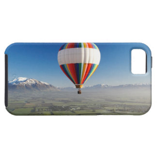 Globo de aire caliente, cerca de Methven, iPhone 5 Carcasa