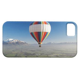 Globo de aire caliente, cerca de Methven, iPhone 5 Carcasas