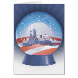 globo de la nieve de obama felicitacion