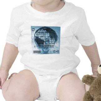 Globo de New York City Unisphere Camisetas