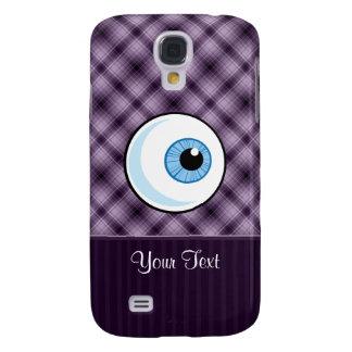 Globo del ojo; Púrpura