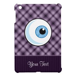 Globo del ojo; Púrpura iPad Mini Cobertura