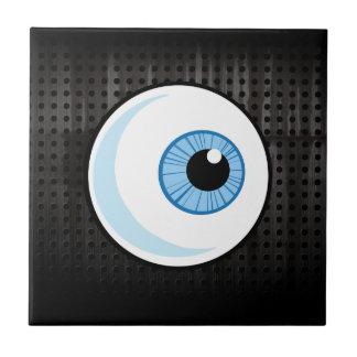 Globo del ojo; Rugoso Azulejos Ceramicos