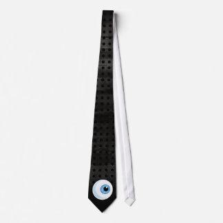 Globo del ojo; Rugoso Corbata