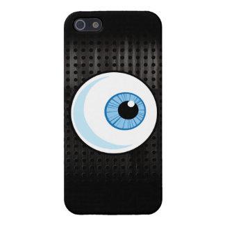Globo del ojo; Rugoso iPhone 5 Fundas