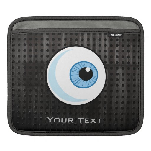 Globo del ojo; Rugoso Fundas Para iPads