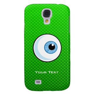 Globo del ojo; Verde