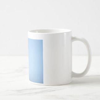 Globo en colores pastel taza básica blanca