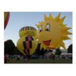 Globo modelballon-1 postales