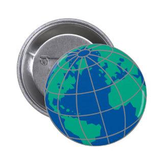 Globo Pin Redondo De 2 Pulgadas