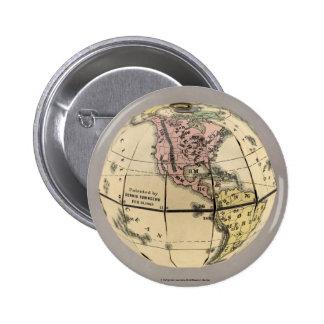 Globo plegable de la patente de Townsend Pin