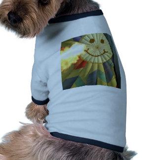 ¡Globo sonrisa Heated Camisetas De Perrito