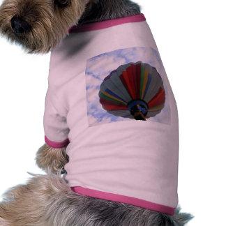 ¡Globo subiendo Camisa De Perro