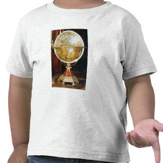 Globo terrestre, 1688 camiseta