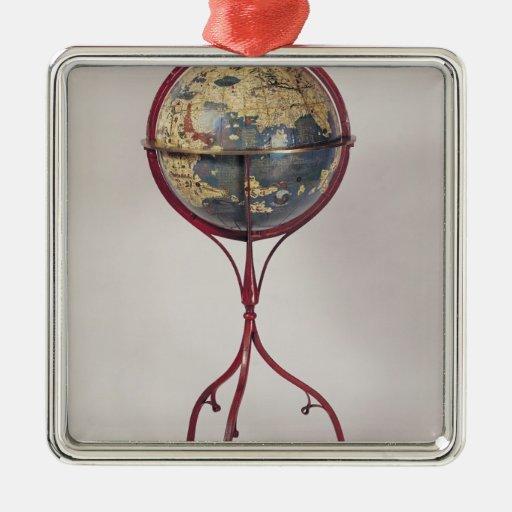 Globo terrestre, mostrando el Océano Índico Ornamento De Reyes Magos