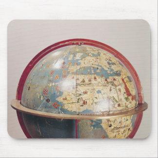 Globo terrestre, mostrando el Océano Índico Tapetes De Raton