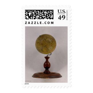 Globo terrestre sellos