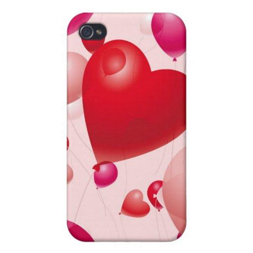 Globos (4) iPhone 4 protector
