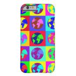 Globos coloridos funda de iPhone 6 slim