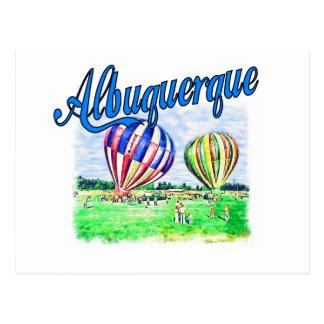 Globos de Albuquerque Tarjetas Postales