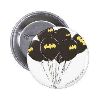 Globos de Batman Pin Redondo De 2 Pulgadas