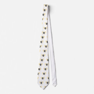 Globos de la graduación corbatas