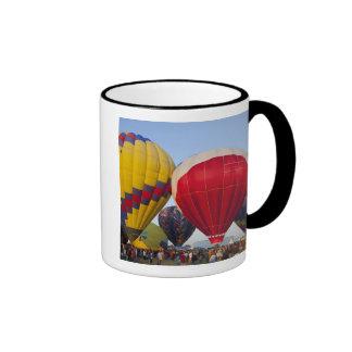 Globos de lanzamiento 2 del aire caliente taza de dos colores