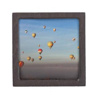 Globos del aire caliente, Cappadocia Cajas De Recuerdo De Calidad