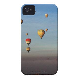 Globos del aire caliente, Cappadocia Funda Para iPhone 4