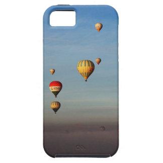 Globos del aire caliente, Cappadocia Funda Para iPhone SE/5/5s