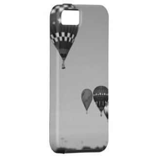 Globos del aire caliente, Fest del globo, Olathe, Funda Para iPhone 5 Tough