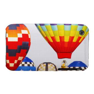 Globos del aire caliente, Fest del globo, Olathe, iPhone 3 Case-Mate Protector