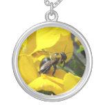 Globos del duendecillo - ocupados como abeja collares personalizados