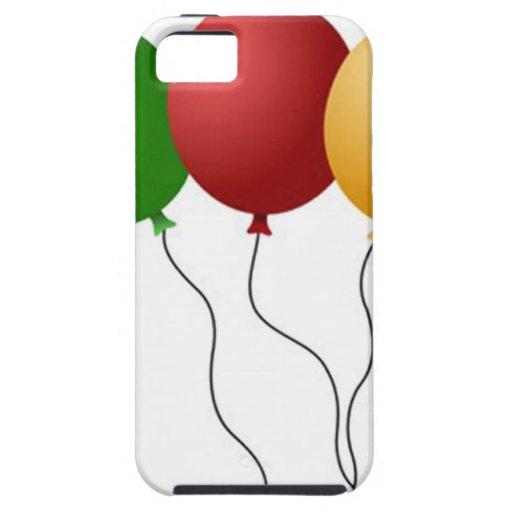 GLOBOS DEL FIESTA iPhone 5 COBERTURAS
