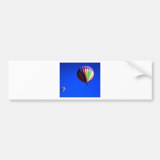 globos pegatina para auto