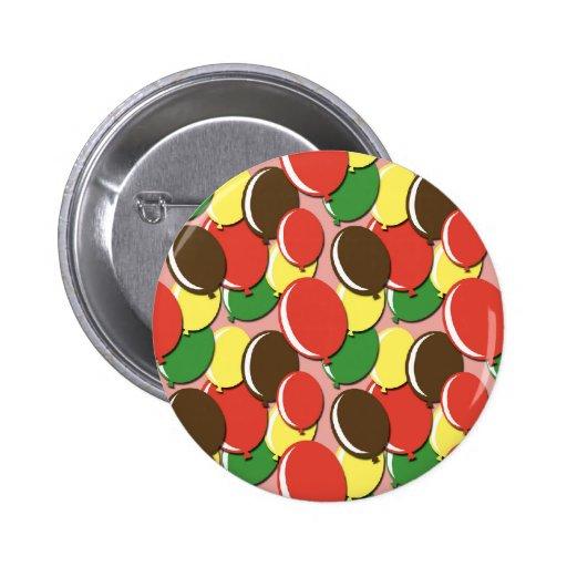 Globos Pin Redondo 5 Cm