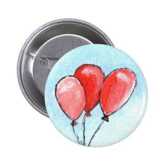 Globos Pin Redondo De 2 Pulgadas