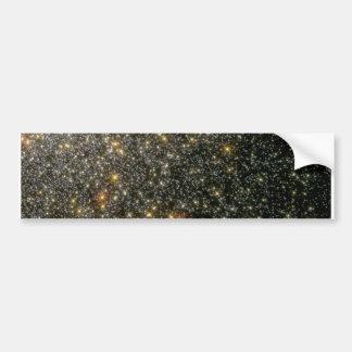 Globular Cluster 47 Tucanae, Home to 35,000 Stars Bumper Stickers