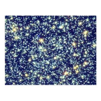 Globular Cluster 47 Tucanae Postcard