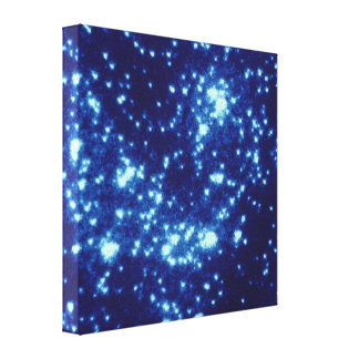 Globular Cluster Canvas Print