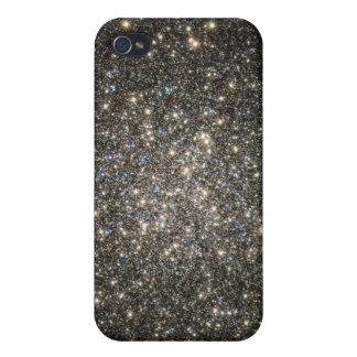 Globular cluster M13 2 iPhone 4 Covers
