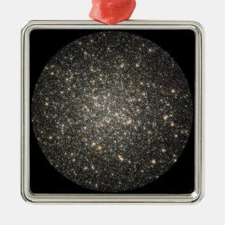 Globular cluster M13 2 Metal Ornament