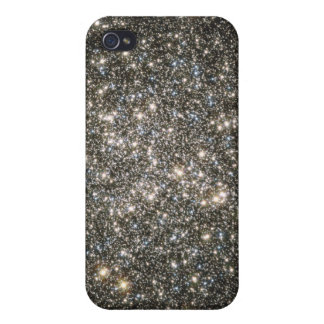 Globular cluster M13 Cases For iPhone 4