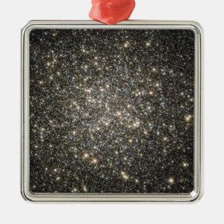 Globular cluster M13 Metal Ornament