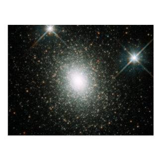 Globular Cluster M31 G1 Postcard