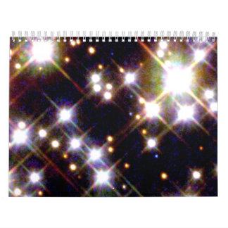 Globular Cluster M4.ai Calendar