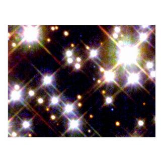 Globular Cluster M4 Postcard